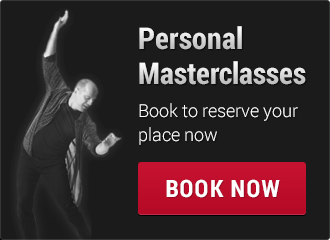 Personal Masterclasses - Book to reserve your place now
