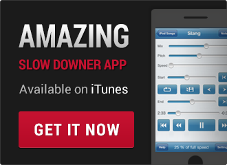 Amazing Slow Downer App